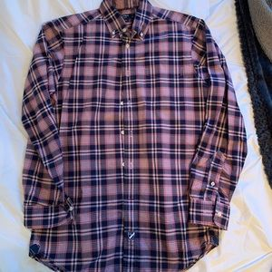 Cremieux button down long sleeve